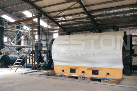 How to Buy Qualified Tire Pyrolysis Equipment -