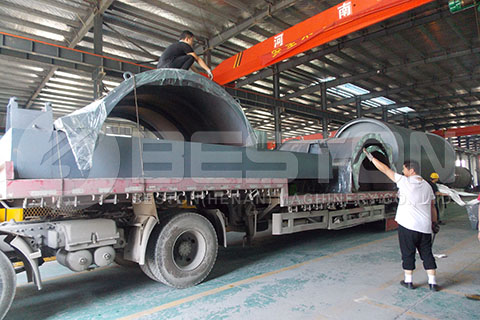Tyre Recycling Machine for Sale